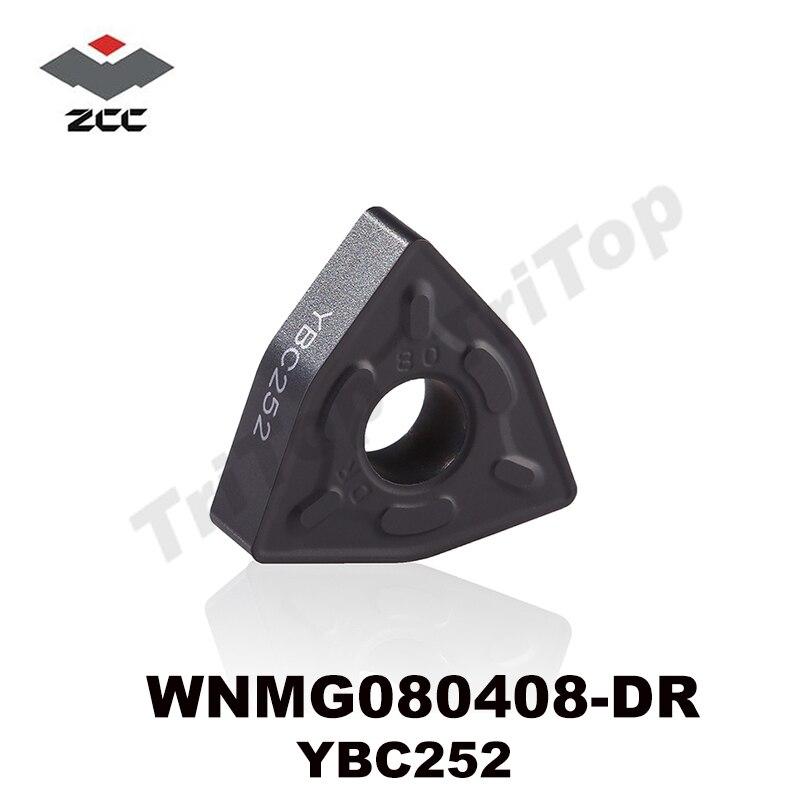 INGYENES SZÁLLÍTÁS WNMG080408-DR YBC252 (WNMG432) keményfém - Szerszámgépek és tartozékok - Fénykép 1