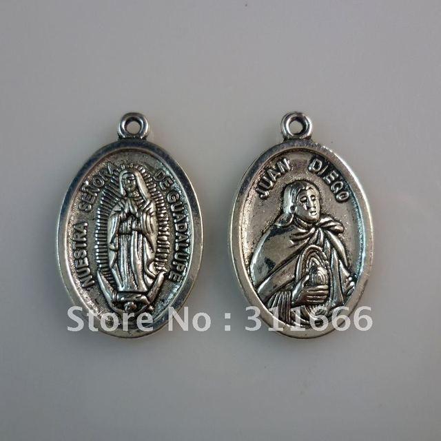 Free shipping 100 pcs/lot 26x16mm zinc alloy pendants charms wholesale