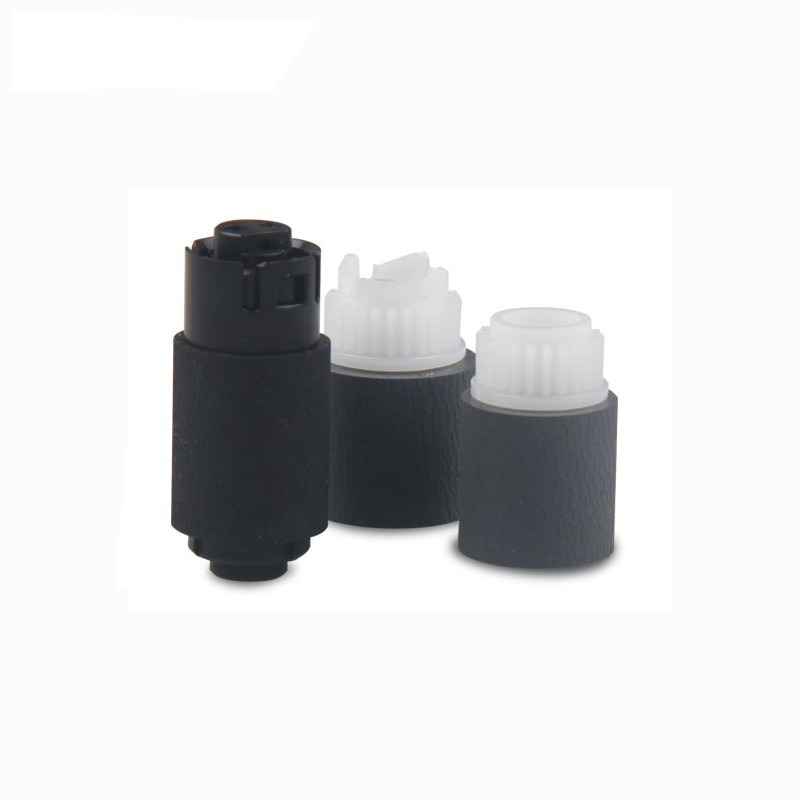 5Sets for <font><b>HP</b></font> Pro M452 M477 252 M274 <font><b>M277</b></font> M377 M452nw Separation Feed Paper Pick Up Pickup Roller Printer Parts Replace Repair image
