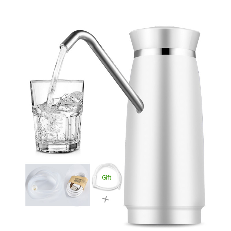 Image 5 - Automatic Dispensador De Agua Electric Portable Cold Water Dispenser Gallon Drinking Bottle Switch Water Battery Pump For Bottle-in Water Dispensers from Home Appliances