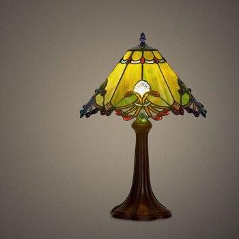 רטרו בציר עתיק בית אמנות דקו הכנסייה ויטראז סגנון שינה המיטה נורדי שולחן שולחן מנורת אור לסלון