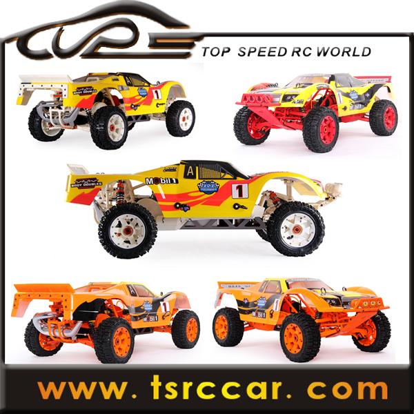 1 5 sales car 29cc RC Rovan Baja 5T with 2 4G 3 channel controller with