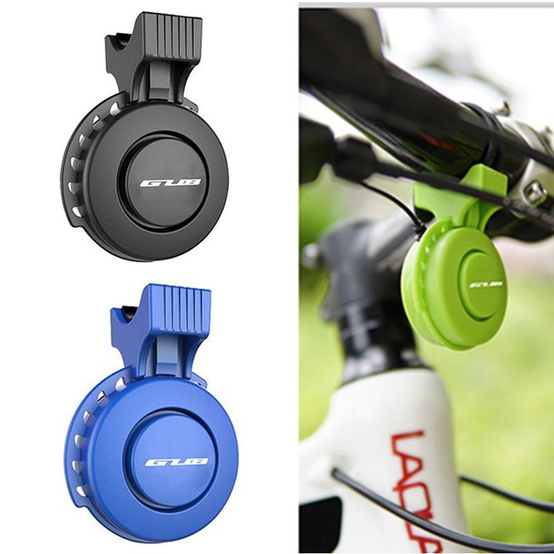 Cycling Ring Bell Electric Bicycle Waterproof Horn Bike Handlebar Alarm 120db