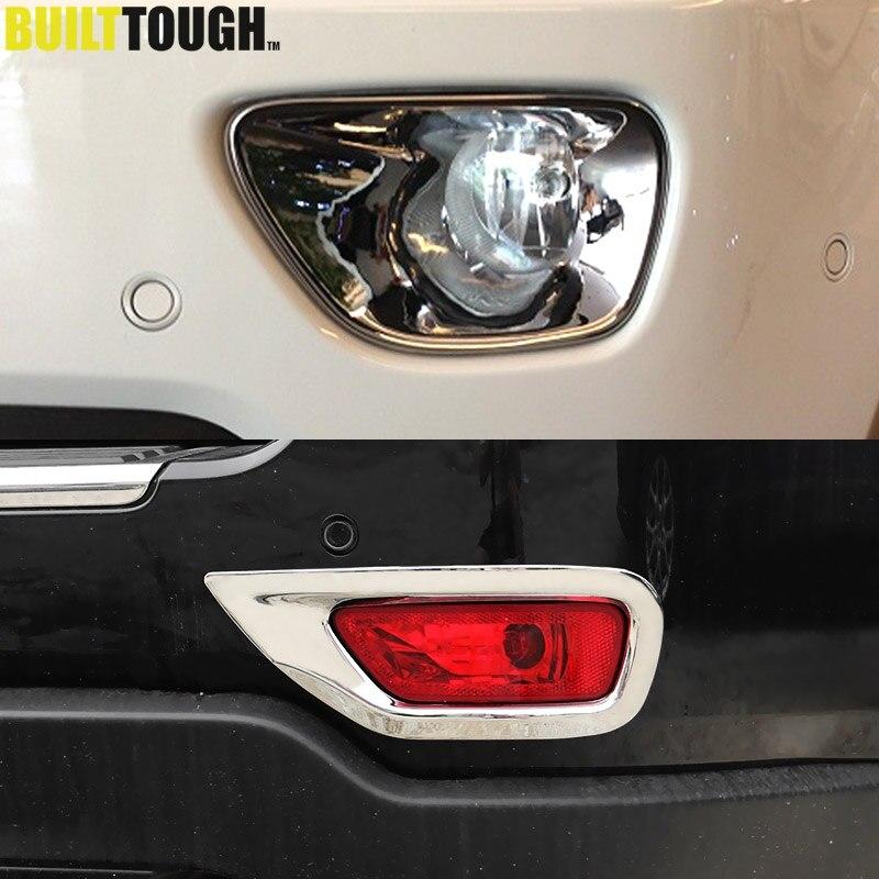Kagu Rubber L1DG00611509 3D MAXpider Front Row Custom Fit All-Weather Floor Mat for Select Dodge Durango//Jeep Grand Cherokee Models Black