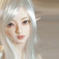 BJD Doll 1/3 Supia Haeun Girls Dolls High Quality Resin Body Toys For Girls Birthday Xmas Best Gifts Supia