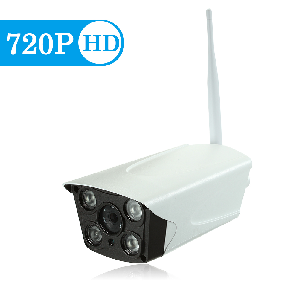 HD IP Camera WIFI IR Lamps Night View IR CUT Motion Detection Waterproof Phone Control With