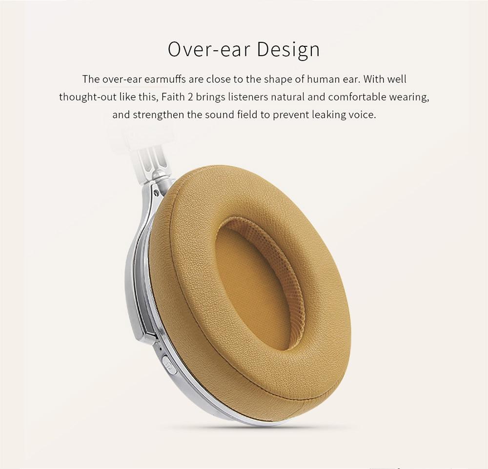 5 Active Noise Cancelling Bluetooth Headphones by Bluedio F2 brandtech.pk pakistan
