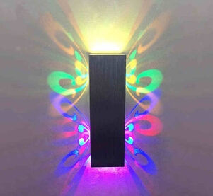 Hot Modern Indoor Wall Lighting Chandelier LED Lamp For Home Wall Light 3W  Make Your Own