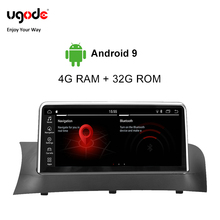 Ugode Android9.0 For BMW X3 F25/X4 F26 Car Multimedia Player GPS Navigation 10.25 Inches Screen Monitor (2011-2017)