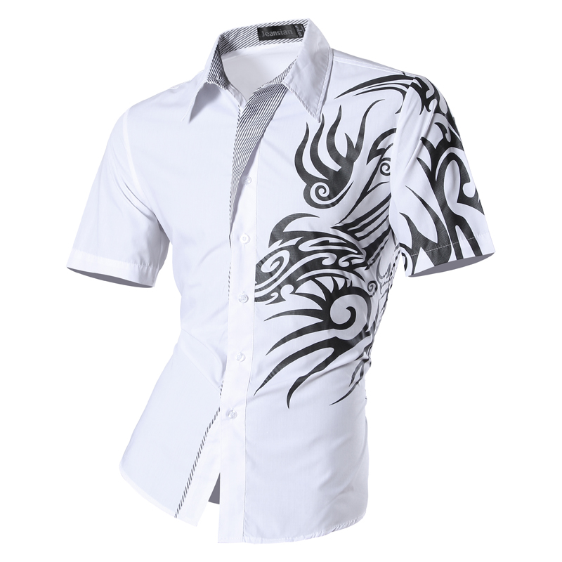 Мужская рубашка 2017 Z031