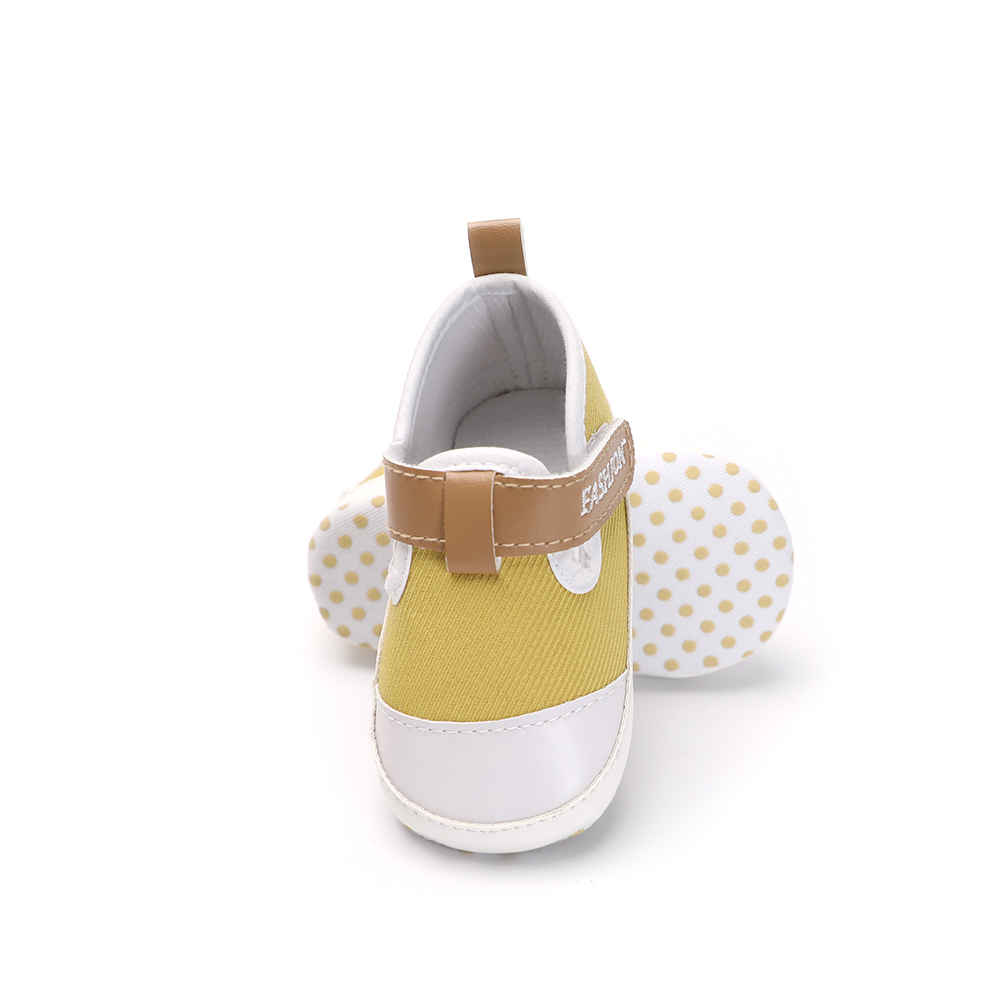 Fashion Childrens Shoes For Boys Girls Baby Newborn Infant Toddler Crib Canvas Sole First Walkers Spring/Autumn