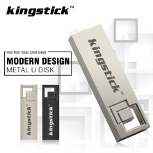 Creative Pendrive 4GB 8GB memory stick 16GB U disk 32GB USB Flash Drive 64GB 128GB USB2.0 Pen Drive with Square hole