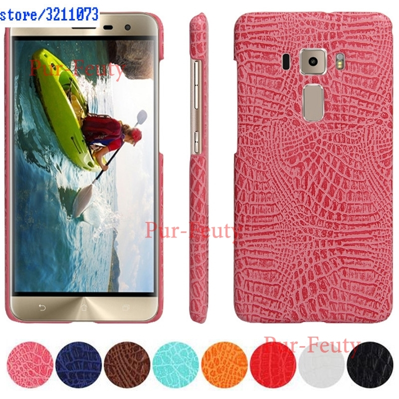 Back Cover for ASUS ZE520KL ZenFone 3 ZE520 <font><b>ZE</b></font> <font><b>520</b></font> <font><b>KL</b></font> 520KL Phone Case for Coque ASUS Z017D ZO17D ASUS_Z017D Hard PC Frame Cover image