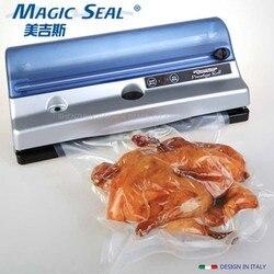 Mini Household Vacuum Food Sealer in Hot Sale Stand Food Packaging for Fruit Vegetable