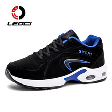 Air Cushion Running Shoes Men Sports Shoes Brand Designer Male Sneakers Outdoor Athletics Krasovki Trainers Chaussure Homme