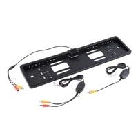 Backup Wireless per Auto Licence Plate Frame Retrovisione Telecamera di Parcheggio in Retromarcia