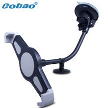 Universal Tab Car Holder Tablet Windshield Stand Mount Long Arm Support Holders