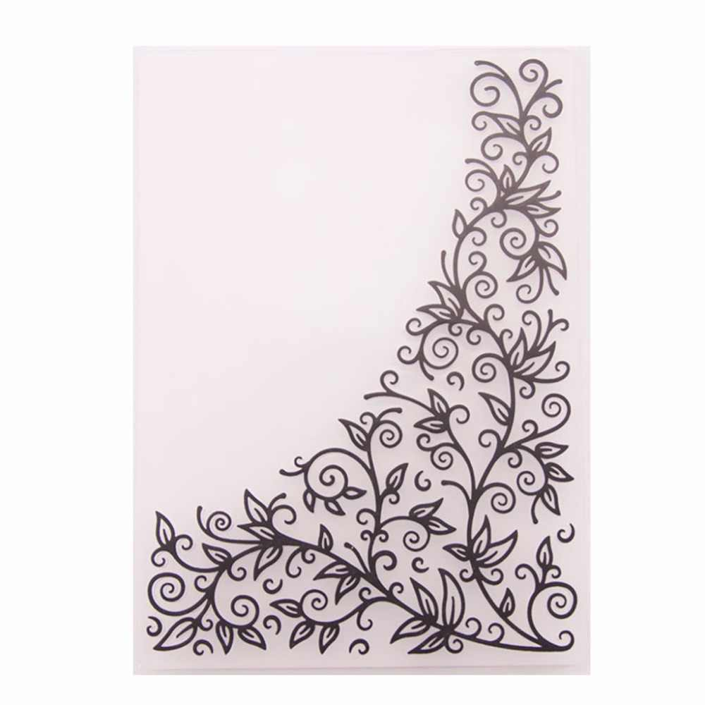 Detail Feedback Questions About Plastic Embossing Folder Template