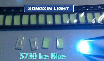 500 шт. 5730 диодный Синий SMD светодиодный 5630 светильник, светодиод, Прямая продажа с фабрики, светодиодный 5730 SMD/SMT синий