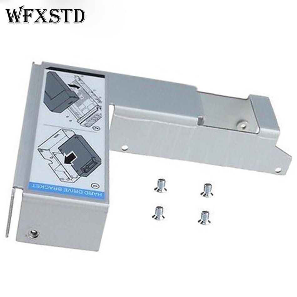 NOUVEAU 3.5 À 2.5 HDD Support Plateau Caddy Pour DELL R420 R430 R510 R520 T620 R710 R720 R730 09W8C4 convertisseur adaptateur vis