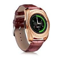 TQ912 Heart Rate Blood Pressure Monitor Slot Wrist Waterproof Bluetooth Smart Watch Phone Sim Card Pedometer