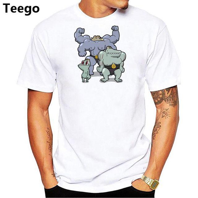 b0d9da5b eevee TShirt men boy Summer O Neck white youth t shirt casual white print  anime t-Shirts men top tees