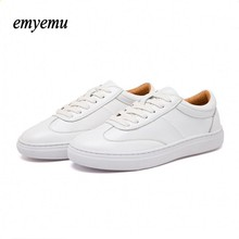 small size hot sale Lace Up Men Flats Fashion Mesh Breathable Casual Shoes man fashion white shoes sport Shoes