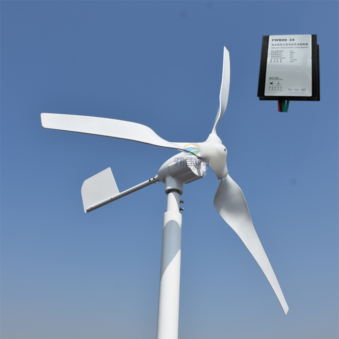 hot 600w MAX POWER 800W horizontal wind turbine generator 12v 24v AC/DC out put waugh e put out more flags