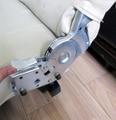 Sofá cama Hardware bisagra plegable/silla modificada muebles de auto-bloqueo bisagra X2