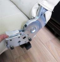 sofa bed Hardware folding hinge / chair modified Furniture self lock hinge X2