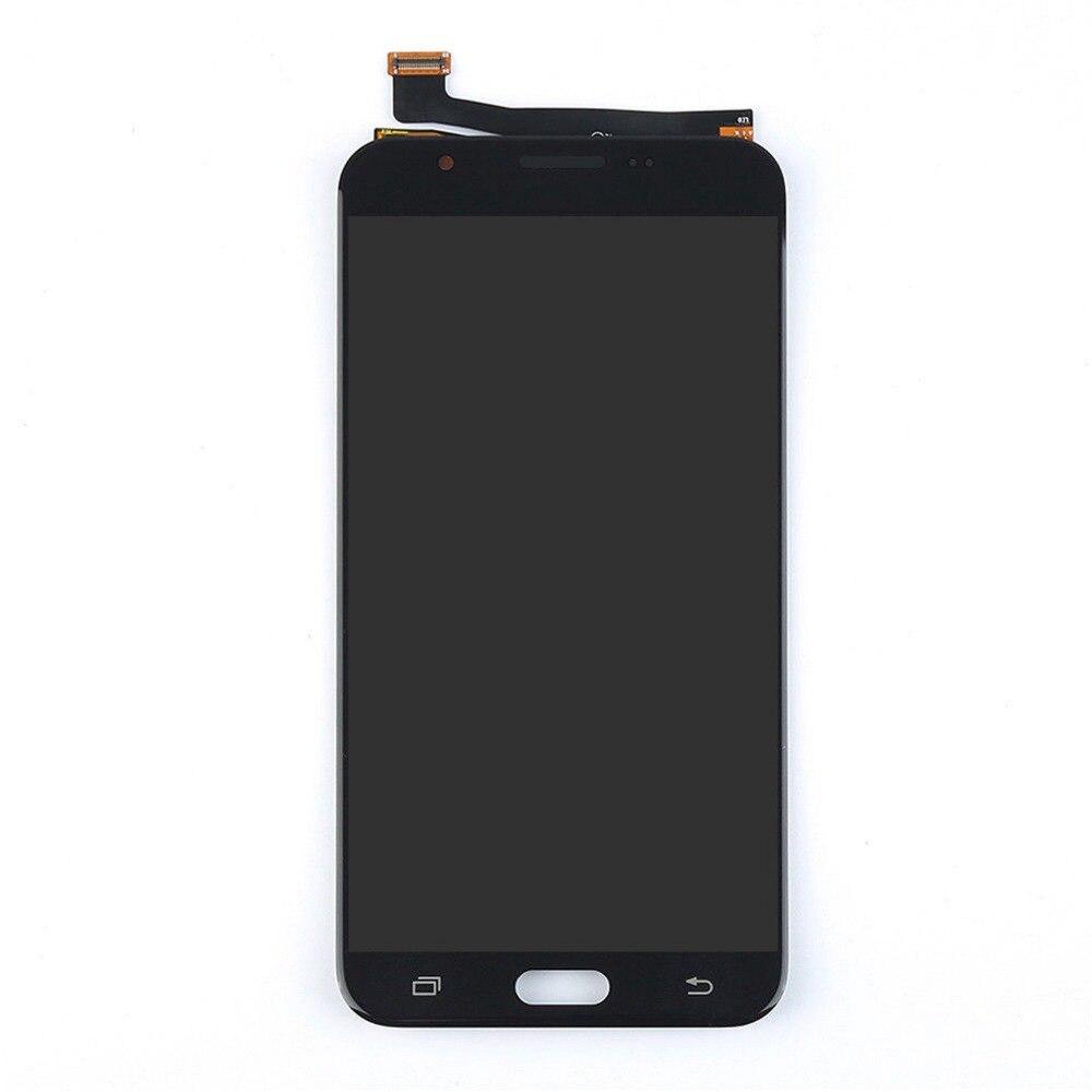 Мобильный телефон Lcd для samsung Galaxy J7 Prime 2017 J727 J727U SM J727T Сенсорный экран планшета Ассамблеи Запчасти для авто