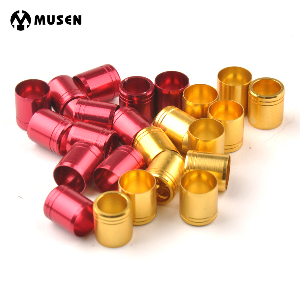Ring Arrows Archery-Accessories Shaft Protect And 12pcs Explosion-Proof Red For OD Gloden