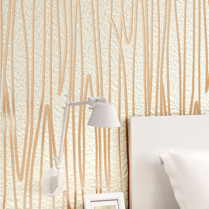Modern Abstract Vertical Strip 3D Wallpaper for Living Room Walls Suede Embossed Wallpaper Roll Dining Room Striped Wallpapers shinehome abstract brick black white polygons background wallpapers rolls 3 d wallpaper for livingroom walls 3d room paper roll