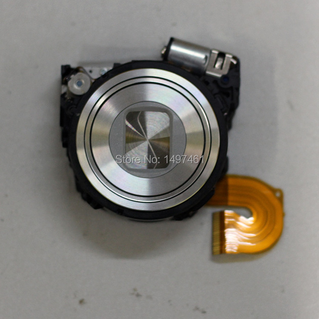 Black/Silver New Original zoom lens unit For Sony DSC-W730 W830 WX60  WX80 Digital camera Without CCD