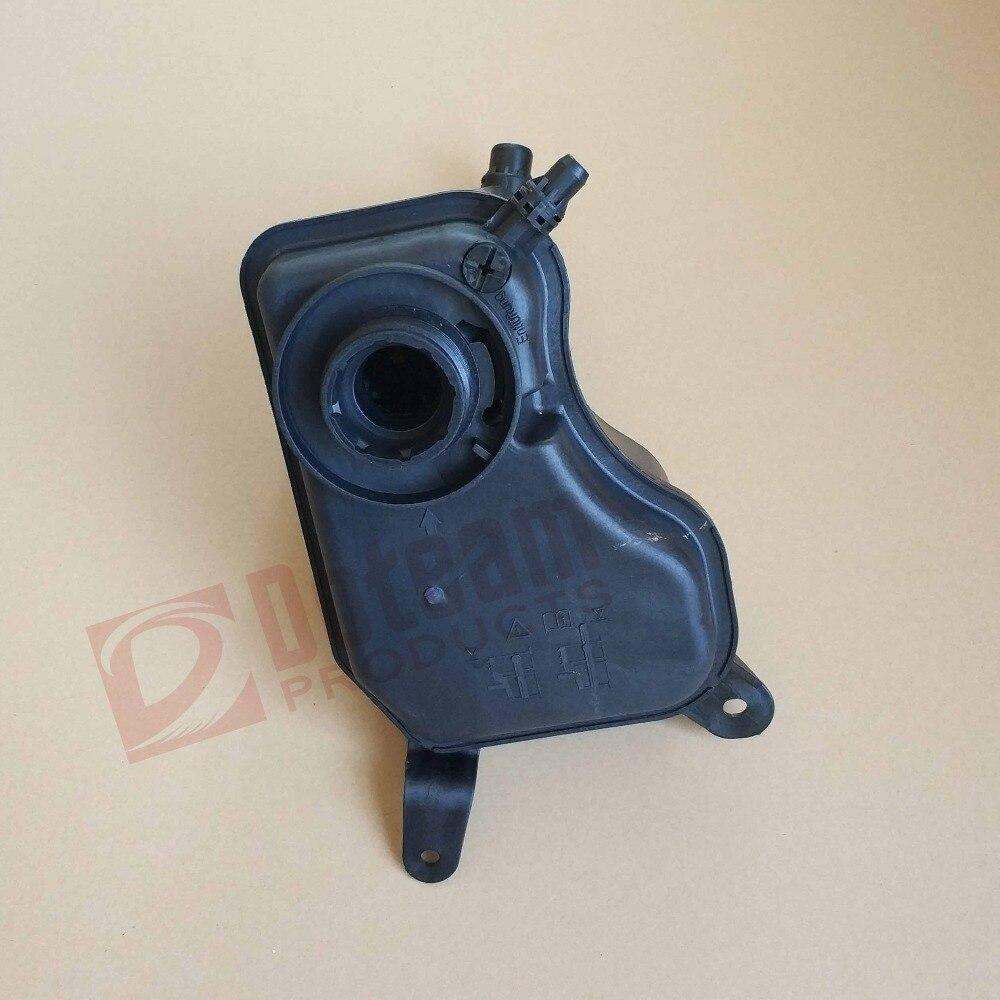 Coolant Expansion Overflow Tank For BMW E81 E90 E91 E92 E82 E88 E89 17137519368 17137543026