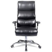 Simple and comfortable household computer chair chair headrest office chair backrest chair can turn the boss high lying