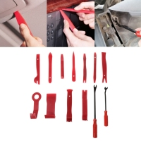 Universal 13Pcs Set Trim Removal Tool Car Door Panel Trim Dashboard Clips Pliers Car Styling