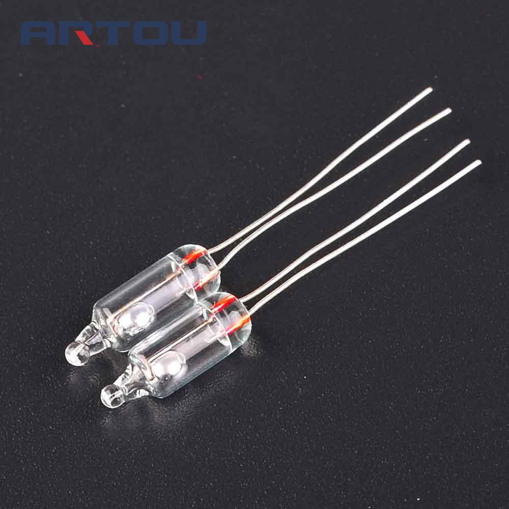 10PCS 5MM Diameter Mercury Switch