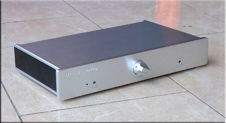 WEILIANG ÁUDIO & BRISA projeto Referem-se a MBL6010D totalmente equilibrada amplificador de ÁUDIO versão deluxe