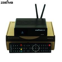 2 pcs/lot zgemma h9.2h 4K satellite tv receiver dvb s2x + dv