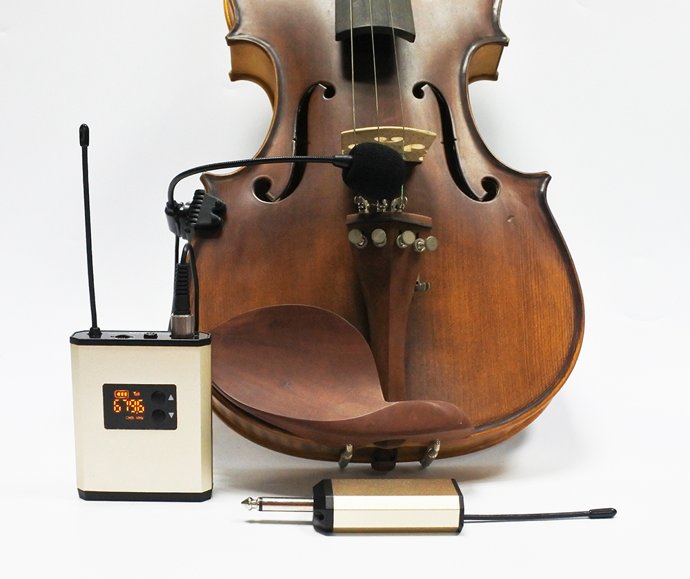 Aliexpress com : Buy acoustic violin fiddle UHF portable