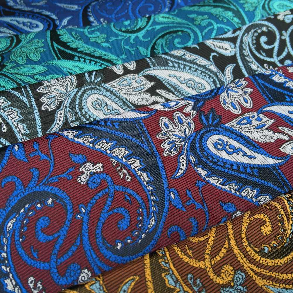 クラシックメンズネクタイメンズジャカード織ネクタイスリム 7 センチメートルシルクポリエステルネクタイスーツビジネス結婚式カジュアルネクタイネクタイ