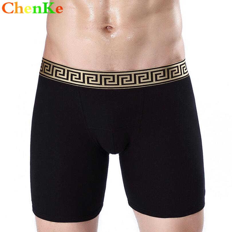 e9f520c36379c ChenKe Popular Gold Edge Men Shorts Men s Underwear Pants Male Convex  Extended Wear Cotton Pants Leg