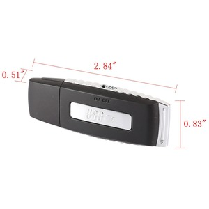 Image 5 - Portable Small Mini Dictaphone Flash Drive Digital USB Voice Recorder Pen WAV Audio Recorder