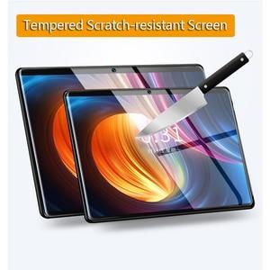 Image 2 - 탭 phablet 10 태블릿 화면 mutlti 터치 안드로이드 9.0 octa 코어 ram 6 gb rom 64 gb 카메라 8mp wifi 10.1 인치 태블릿 4g lte pro pc