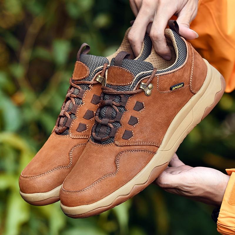 Sneakers Waterproof Shoes Hiking Shoes