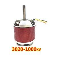 380 brushless motor for electric helicopter 3020 brushless motor 1000KV motor