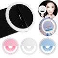 Selfie Портативный Классический Кольцо LED Заполняющий Свет Камера Фотографии для Android Телефон iPhone