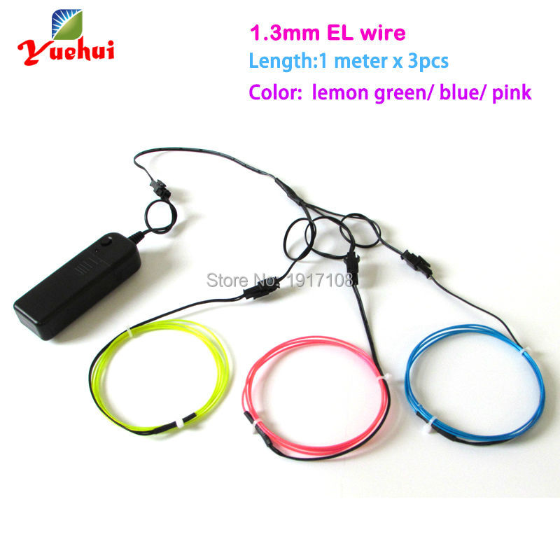 For toys ,craft, clothing party decoration 1.3mm 1Meter 3pieces ...