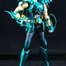 in stock GREAT TOYS Dragon Draco shiryu v3 EX final GT Bronze Saint Seiya Myth Cloth metal armor action figure toy